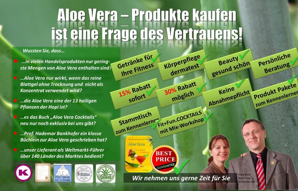 Aloe Vera kaufen