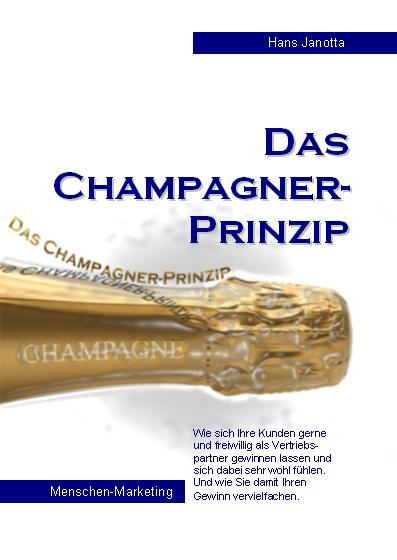champagner prinzip empfehlung marketing