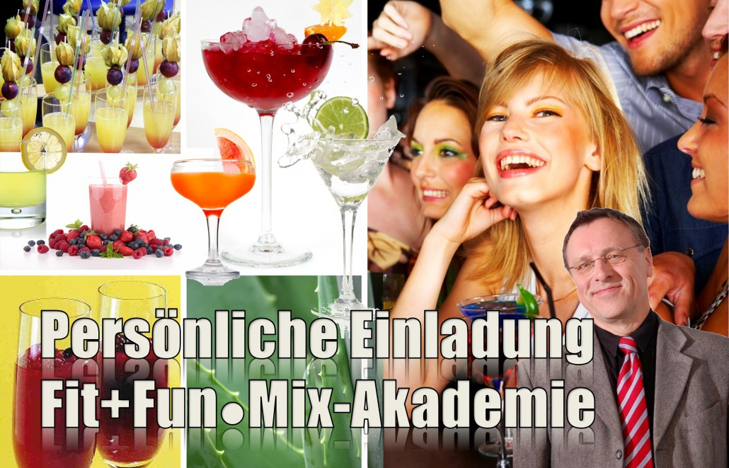 Fit+Fun Mixakademie