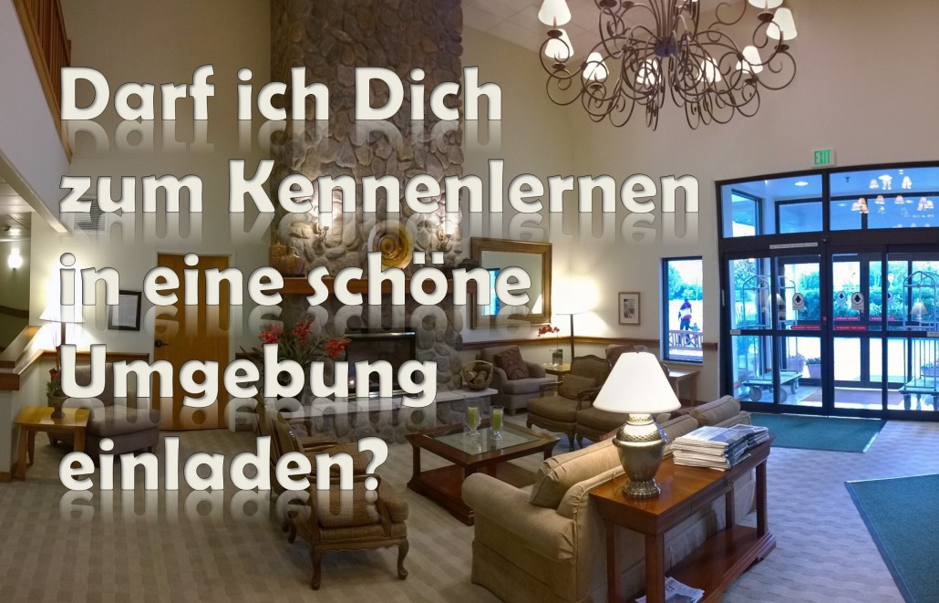 Lobby Meeting Hotel Kennenlernen