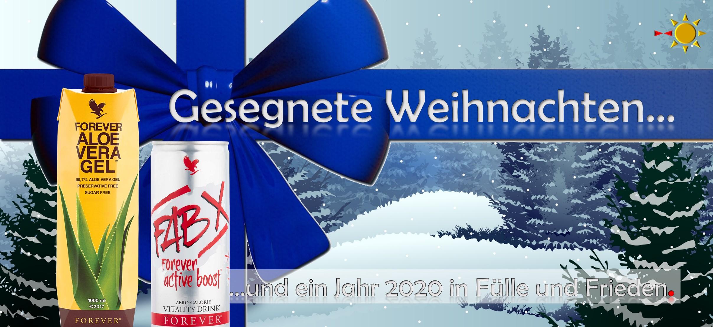 Weihnachtskarte FABx Gel